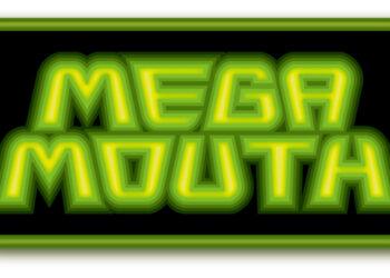 「メガマウス」ロゴ